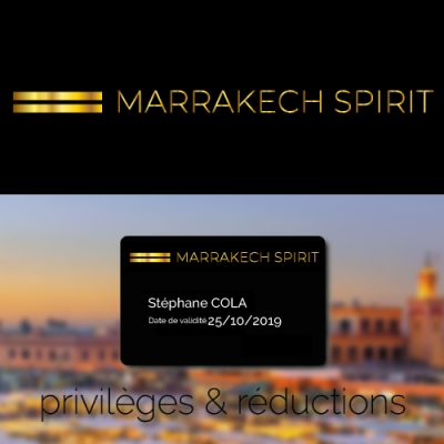 MARRAKECH SPIRIT