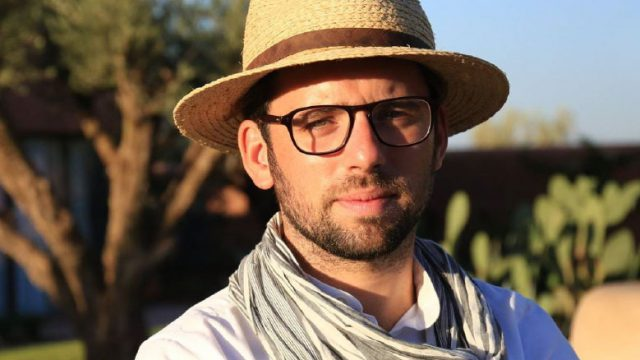 Kevin Lelièvre, l'architecte de votre jardin