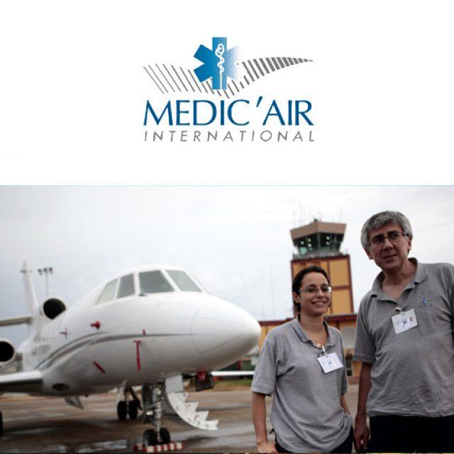 MEDICAIR TRANSPORT AFRIQUE