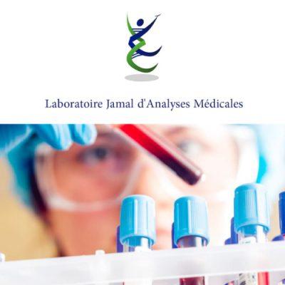 LABORATOIRE JAMAL D'ANALYSES MEDICALES