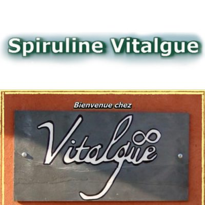 SPIRULINE VITALGUE